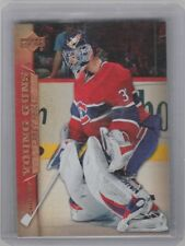 2007 08 Upper Deck Young Guns Rookie #227 Carey Price Montreal Canadiens