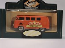 LLEDO DG86 002 1955 VW CAMPER - CLUB SUMMER OUTING 1998 LIMITED EDITION - RARE