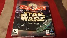 Monopoly STAR WARS CD-Rom Edition new in box sealed