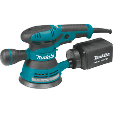"Makita BO5041-R 5"" Random Orbit Sander, Variable Speed, (Reconditioned)"