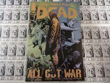 Walking Dead (2003) Image - #117, 1st Print, All Out War, Kirkman/Adlard, NM/-