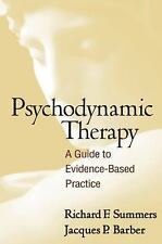 Psychodynamic Therapy A Guide to Evidence-Based Practice