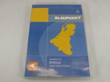 BLAUPUNKT NAVIGATION CD BENELUX + MAJOR ROADS OF EUROPE / VERSION 2008