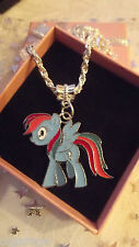 MY LITTLE PONY RAINBOW DASH , Size 3,4,5,6,7,8,9,10 Years ,Gift Boxed chainlink