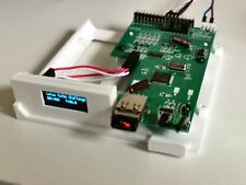 AMIGA 600/1200 GOTEK DRIVE - 3D PRINTED BRACKET OLED DISPLAY - FLASH FLOPPY USB