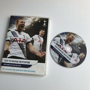 Tottenham Hotspur Season Review 2015/2016 DVD