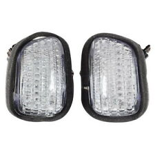 Honda Goldwing GL1800 Front LED Turn Signals - Clear Lens