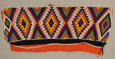 African Waist Apron Panel Zulu Old Beaded Apron