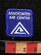 Airplane Related Patch ASSOCIATED AIR CENTER 76X1