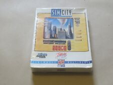 ✪ Sim City PC Euro Big Box Neu Ungeöffnet New Sealed  ✪