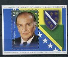 Bosnia Erzegovina Indip 2003  BF 20 morte di Alija Izetbegovic   MNH