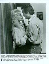 LONI ANDERSON JOE PENNY KISS A WHISPER KILLS ORIGINAL 1988 ABC TV PHOTO