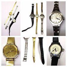 3 orologi da polso carica manuale ancora 85 17 RUBIS ARSA Incabloc orologio