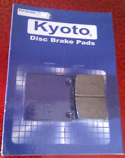 REAR BRAKE PADS FOR SUZUKI GSXF600 GSXF750 RG400 TL1000 GSXF GSXR 600 GS500E  P4