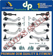 AUDI A4 A6 VW PASSAT CONTROL ARM ARMS BALL JOINT JOINTS SWAY BAR TIE RODS ROD 14