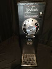 Bunn Commercial Coffee Grinder G1 Hd Black 120v