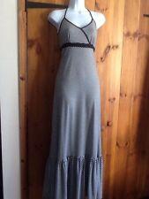 George Full Length Striped Maxi Dresses for Women