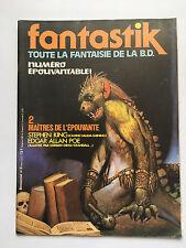 ALBUM FANTASTIK N°2 .......... EDITION ORIGINALE  1981