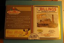 BILLINGS BAKED GOODS #0171  BY BARS MILLS
