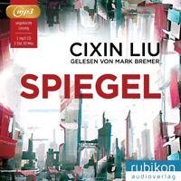 CIXIN LIU - SPIEGEL    MP3 CD NEU