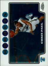 2008/2009 Topps Chrome Basketball Part 1 Main Set Cards #1 to #220