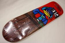 "Birdhouse Raybourn Chill Skateboard Deck - Red - 8"""
