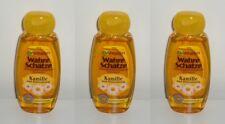 (1L=8,78€) 3x Garnier Wahre Schätze Kamille und Blütenhonig Shampoo, 3x300ml