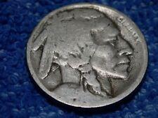 Rare Buffalo Nickel 1915-D About Très Bon