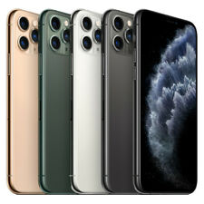 Apple iPhone 11 Pro Max - 64GB 256GB 512GB, All Colors - Unlocked/Network Locked