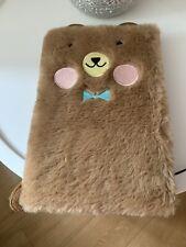 Teddy Bear Notebook