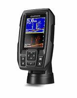 Garmin STRIKER™ 4dv Echolot Fishfinder GPS CHIRP mit Geber DownVü Fischfinder