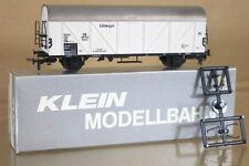 KLEIN MODELLBAHN 3204 DB Kühlwagen REFRIDGERATOR WAGON 305876 MIB ni