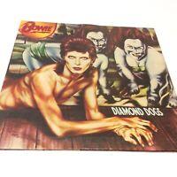David Bowie 'Diamond Dogs' UK 1st Press Vinyl LP 'Bewitched' VG+/VG++ Tidy Copy!