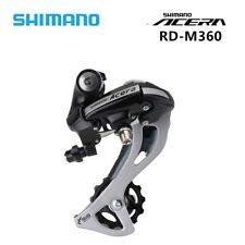 SHIMANO Acera Bike Rear Derailleur RD-M360 7/8 Speed Top-Normal Long Cage