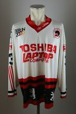 BSC Preussen Berlin Trikot Gr. XL 90er #33 Tanti DEL Shirt Toshiba Eishockey