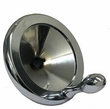 New Myford Tailstock Chrome Handwheel For ML7-R / Super 7 Lathes - From Myford
