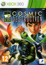 Ben 10 Ultimate Alien Cosmic Calibre ~ Xbox 360 (dans good condition)