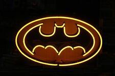 """New BATMAN COMIC HERO Movie Beer Neon Light Sign 17""""x14"""""""