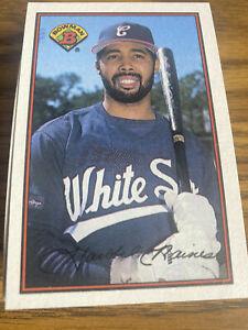 (50) 1989 Bowman Harold Baines #72 Chicago Whitesox NR-MT+ Recent Break Lot