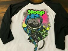 Sleep Astronaut Raglan Baseball Tee 2016 Tour High on Fire OM Thirdman 2XL XXL