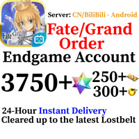 [CN ANDROID] INSTANT BUY 2 GET 3 | 3750-4250 SQ | FGO Fate Grand Order Account