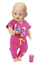 Zapf Creation 823590 Baby born Badeset Jumpsuit  NEUHEIT 2017 OVP/