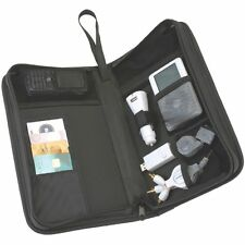BANDRIDGE iPhone iPod Car TRAVEL KIT Pouch Wallet With Retractable Cable Charger