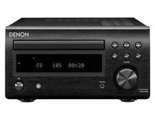Denon DM41DAB Micro DAB CD FM System Black DM-41DAB