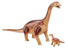 Playmobil - Dinos - 6595 - Brachiosaurus mit Baby - NEU OVP
