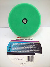 3M TAMPONE SPUGNA LUCIDATURA PIATTO VERDE QCP 50878 150MM PASTA POLISH PERFECT