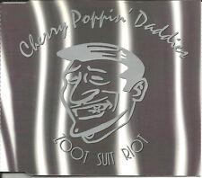 CHERRY POPPIN DADDIES Zoot Suit Riot w/ SPANISH Vers CD Single SEALED USA seler