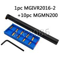 S32T-MSKNR12 32×300mm 75° internal inner hole lathe turning bore bar FOR SNMG12
