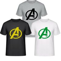 Avengers famous Infinity War Movie Logo Tshirt (men & women Tee)