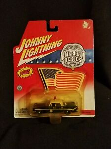 2002 Johnny Lightning American Heroes USA 1959 Desoto Police New in Package